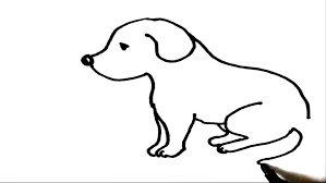 coloring pages cute puppy drawings maxresdefault coloring pages