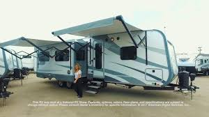 Open Range Travel Trailer Floor Plans by Highland Ridge Open Range Roamer Rt328bhs Youtube