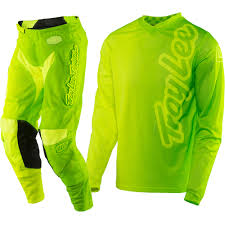 motocross youth gear troy lee mx youth new 2017 gp air 50 50 flo yellow green kids