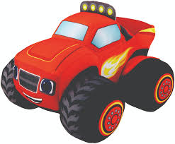 monster trucks for kids blaze kidscreen archive fisher price nickelodeon blaze into ny toy fair