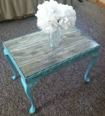 Used Coffee Tables by Make An Old Coffee Table Pretty Again Sand And Paint Wood Attach