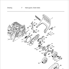 stihl ms171 spare parts list