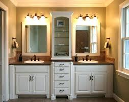 vintage bathroom cabinet with mirror elegant vintage bathroom