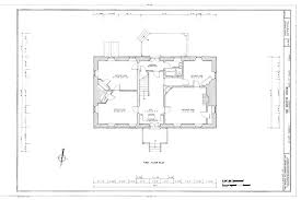 historic colonial house plans not pseudo colonial tract house find plan house plans 31073