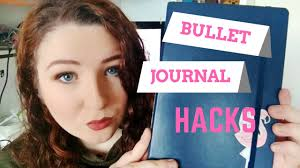 9 simple bullet journal hacks hollife youtube