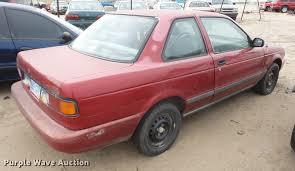 nissan sentra for sale co za 1992 nissan sentra item da2120 sold january 16 city of