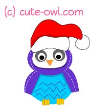 cute owl free clip art