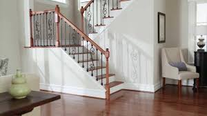 Banister Rails For Stairs Srs Knee Wall Installation Youtube