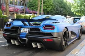 blue koenigsegg agera r koenigsegg agera r 2013 5 september 2016 autogespot