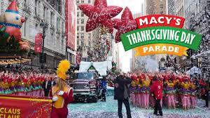 macy s thanksgiving day parade 2017 thanksgiving parade new york