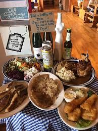 prost german restaurant home port deposit maryland menu