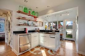 kitchen towel holder ideas ballard residence contemporary kitchen seattle by zinc