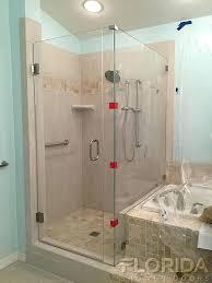 Hinged Glass Shower Door Hinged Glass Shower Doors Series Framed Continuous Hinge Door