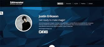 50 professional html resume templates web u0026 graphic design