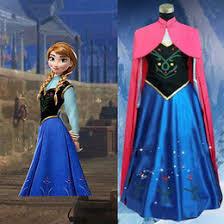 Anna Frozen Costume Anna Frozen Costume Online Princess Anna Frozen