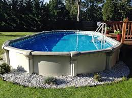 Deep Backyard Pool by How To Purchase An Above Ground Pool The Pool Factory