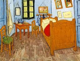 chambre à coucher gogh chambres à coucher dans les peintures de vincent gogh 4