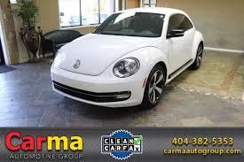 Used Volkswagen In Albany Ga by Used Volkswagen Beetle For Sale Atlanta Ga Page 3 Cargurus