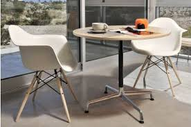 2xhome u2013 set of two 2 white u2013 eames style armchair natural wood