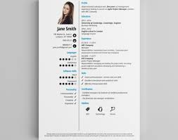 Creative Resume Builder Free Resume Creative Resume Builder 8 Professional Cv Example Clariss