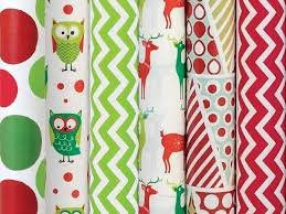 rolls of wrapping paper winter wrap assortment 24 rolls 4 each of 6 designs swwfa