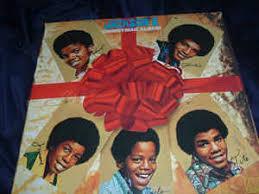 5 Up Photo Album The Jackson 5 Jackson 5 Christmas Album Vinyl Lp Album At