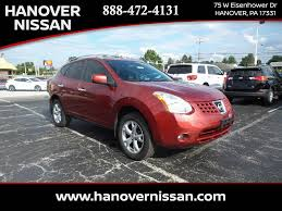 nissan 370z used 2010 used 2010 nissan rogue in hanover pa vin jn8as5mv7aw115845