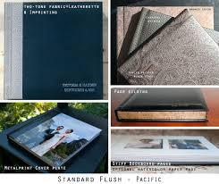 5 Up Photo Album Standard Flush Album à La Carte Albums
