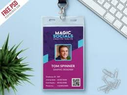 Id Card Design Psd Free Download Psdfreebies Com Free Exclusive Psd Templates