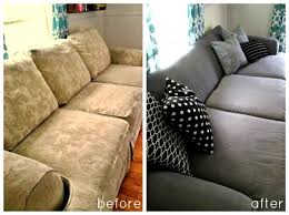 Cost To Reupholster A Sofa High Heels And Training Wheels Diy Couch Reupholster With A