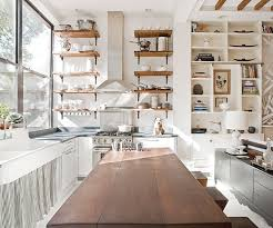 kitchen shelves ideas open kitchen cabinet ideas the benefits you can get from open