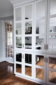 mirrored kitchen cabinets easy natural inside mirrored kitchen