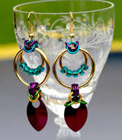 mardi gras earrings jewelry collections eclectic