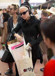 target vauxhall store hours black friday daphne guinness spotted at the vauxhall art car boot fair daily