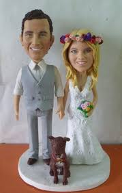 wedding cake toppers custom cake toppers