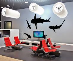 shark wall decals shark room décor stickerbrand