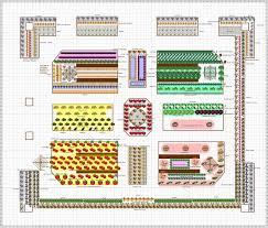 free vegetable garden layout free vegetable garden plans
