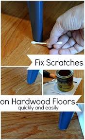 Hardwood Floor Scratch Repair How To Get Hardwood Floors To Shine Again Tired House And