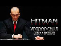 Seeking Trailer Soundtrack Hitman 47 Trailer Song Voodoo Child Cover By Brick