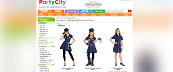 party city halloween costomes mom writes open letter to party city over sexualized costume opt