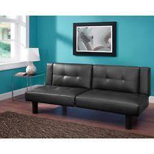 leather futon frame u0026 mattress sets ebay