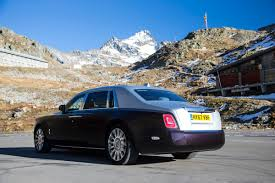 roll royce chinese the newest rolls royce phantom is the most luxurious car ever