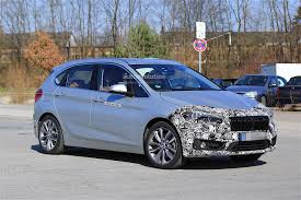 2018 bmw 2 series active tourer facelift spied for the first time