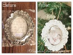 2perfection decor easy diy keepsake frame ornament