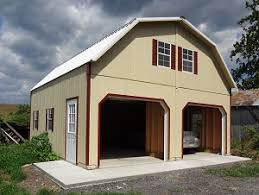 Build A Two Car Garage Detached Garage Buying Guide