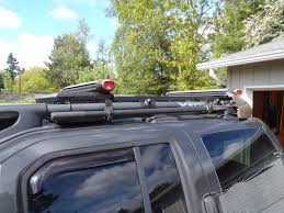 2003 Nissan Frontier Roof Rack by Drop In Roof Rack Surf And Snow U0027s Version With Integrated Lock