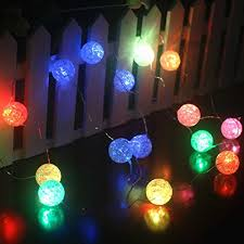 led color changing globe string lights with remote ryham led ball string lights color changing beaded curtain lights 16