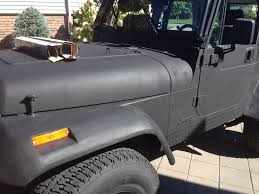 jeep gray color i u0027ve never seen an entire body rhino lined before jeep
