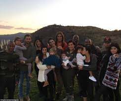 caitlyn jenner and disick join the kardashians for