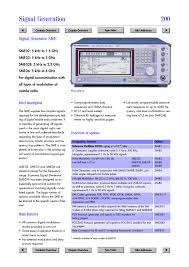 atec rohde schwarz sme series user manual 2 pages